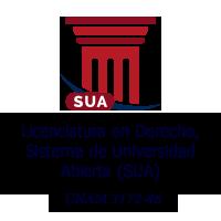 UNEG ISEC Licenciatura en Derecho Logo