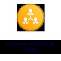 Logo Texto Diplomado en Trabajo en Equipo
