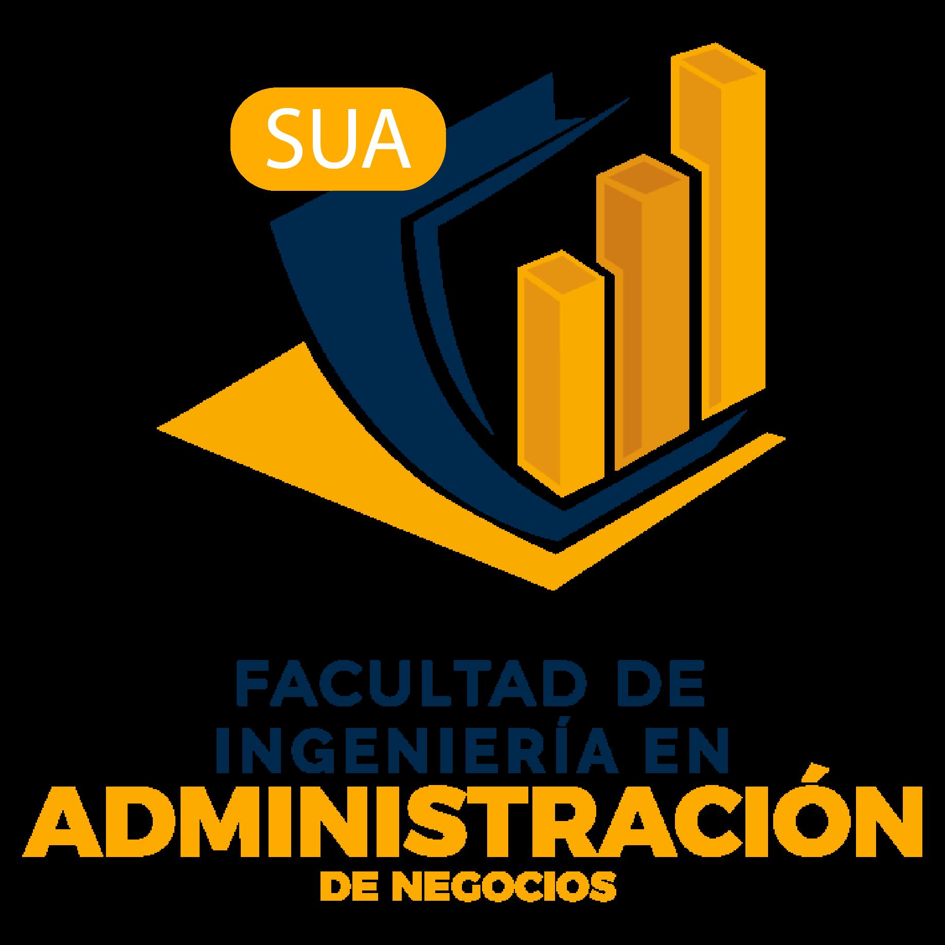 Logo Facultad de Ingeniería en Administración SUA