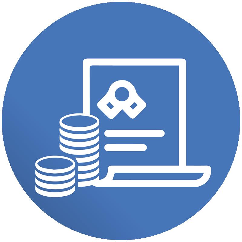 UNEG ISEC - Logo Diplomado en Fiscal