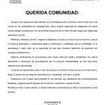 Universidad de Negocios ISEC - Comunicado del 27 marzo sobre COVID-19