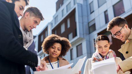 universidades de negocios internacionales